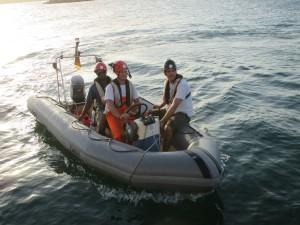 Schnellboot der Seawatch