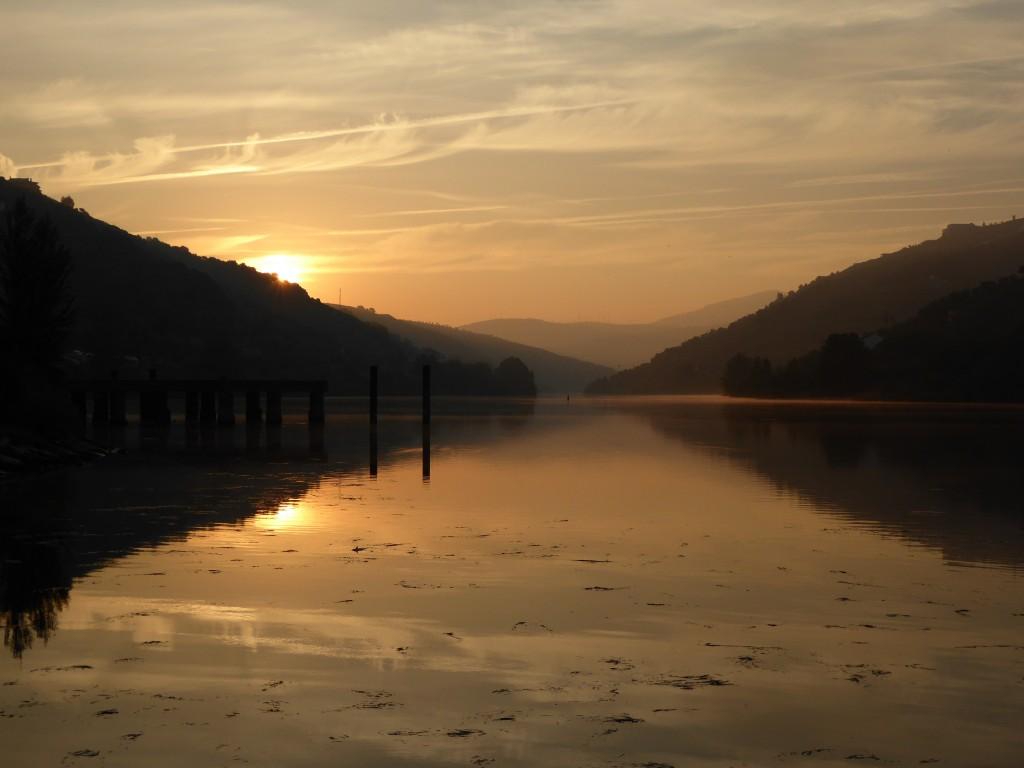Der Fluss Douro